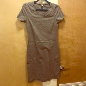 Old Navy Slub-Knit Tee Dress (Tall)